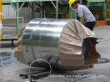 Горячая окунутая гальванизированная стальная катушка для конструкции