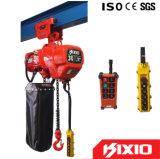 KSN03-01e 3t polipasto eléctrico con protección de sobrecarga