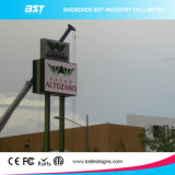 140&degのP8 SMD 3535の屋外広告のLED表示スクリーン; 視野角