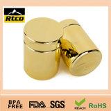 De lege Amber Plastic Capsule/Fles van Pillen/van Tabletten, Farmaceutische Plastic Bus