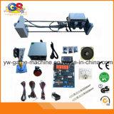 Kran-Greifer-Maschinen-Installationssatz-Spielzeug-Kran-Maschinen-Installationssatz