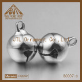 Moda Nice Quality 10mm Aircraft Nickel Plated Jingle Bells