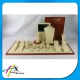 卸し売り宝石類の陳列台の現代宝石類の表示セット