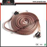 Kabel van de Injectie RCA van de Hoge Prestaties van de fabriek de Enige (r-033)