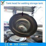 炭素鋼の長円ヘッドの生産を専門化
