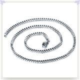 De Keten van de Manier van de Juwelen van het Roestvrij staal van de Halsband van de manier (SH029)