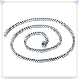 نمو عقد [ستينلسّ ستيل] مجوهرات نمو سلسلة ([ش029])