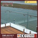 Frameless 유리제 플렉시 유리 갑판 방책 (DMS-B21617)