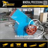 Triturador de martelo de moedura do minério energy-saving da pedra da rocha do equipamento de mineração