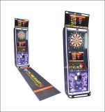 Роскошной машина игры дротика центра игры штанги клуба управляемая монеткой электронная