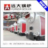 Energie - besparings Horizontale Met kolen gestookte Stoomketel 8ton/Hr, Stoomketel 10ton/Hr