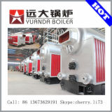 Energiesparende horizontale Kohle abgefeuerter Dampfkessel 8ton/Hr, 10ton/Hr Dampfkessel