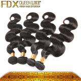 Волосы Remy двойной сильной Weft польностью толщиной фабрики дешевые индийские