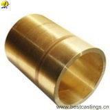 Peça quente de cobre superior feita sob encomenda do forjamento do OEM