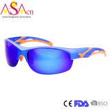 Óculos de sol Tr90 polarizados esporte do desenhador de moda dos homens (14359)