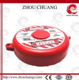 Verrouillage de soupape à vanne de polypropylène de qualité, cadenas Tagout de sûreté