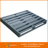 Euro Galvanized Stacking Metal Pallet per Warehouse