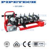 Machine hydraulique de soudage bout à bout de PE
