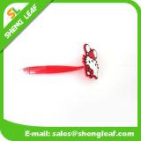 Персонализированные перя резины PVC логоса мягкие