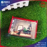 Vente en gros de bâti de photo d'acrylique de l'usine 8 x 10