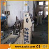 PP PVC PEの単一の壁の波形の管の生産ライン