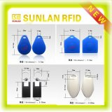 Свободно Sampels Promotional RFID ABS и Leather Smart Key Tag /Key Chain/Key Ring /Key Fob