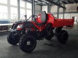 200cc Four Wheels Street Legal Quad Bikes Farmer Utility Quad Farming ATV Tipping