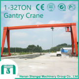 Einzelnes Girder Gantry Crane mit Electric Hoist