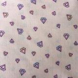 tessuto stampato flanella 100%Cotton per le signore Sleepwears