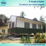 Casa prefabricada del acero ligero de Ecnomic para el estilo del chalet