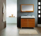Governo di stanza da bagno di legno della stanza da bagno di Foshan degli articoli sanitari moderni della mobilia