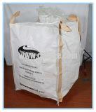 U-Panel-Seiten-Naht-grosser Beutel mit füllender Tülle und PET Zwischenlage für Zucker oder Salz