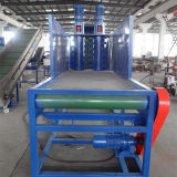 200kg/H高品質ラインをリサイクルするプラスチックペットびん洗浄