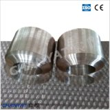 O aço BS3799 inoxidável parafusou o encaixe das saliências A182 (S31727, S32053)
