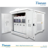 힘 Transmission 또는 Supply Substation 12kv AC Rum Switchgear