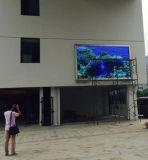 signes programmables Ful de couleur imperméable à l'eau extérieure de 8mm