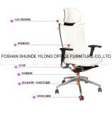 Gestor de moda silla ergonómica giratorio PU del ocio