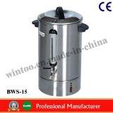 自動サーモスタットのステンレス鋼の電気沸かされた給湯装置(BWS-15)