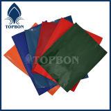 Le PVC de prix usine a enduit la bâche de protection de tissus pour la couverture de camion