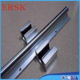 Guia de trilho linear em aço inoxidável com vários tipos