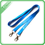 Multi Function Durable Cheap Price Lanyard con Black Buckle