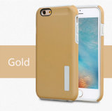 TPU 2 in 1 TPU+PC Handy-Fall für iPhone 7/iPhone 6/for Samsung S7 Rand-hartes schützendes Shell (XSEH-016)