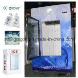 自動車は袋に入れられた氷を表示するために氷のマーチャンダイザーDC-420の霜を取り除く