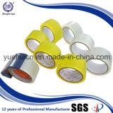 El agua del OEM de la garantía de calidad activó la cinta clara amarilla del embalaje