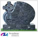 Lapide blu della traversa del granito di Banama, monumento