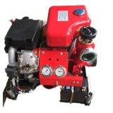 Sistema de bomba de fuego con la bomba Bj-20b del motor diesel