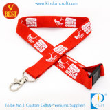 Hospital (KD-L012)를 위한 주문 Logo Good Printed Lanyard