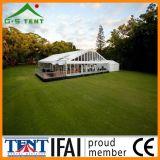 Écran extérieur 15m de tente de grand jardin transparent de Chapiteau