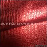 Película quente que brilha o couro do saco de couro de sapatas do plutônio