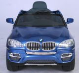 Лицензированная езда на автомобиле с дистанционным управлением (BMW X6)